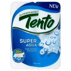 Tento Super Aqua Papírové utěrky 2 role