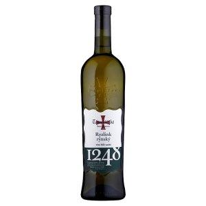 Templářské Sklepy Čejkovice Ryzlink rýnský víno bílé suché 0,75l