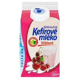 Mlékárna Valašské Meziříčí Kefírové mléko nízkotučné 450g, vybrané druhy