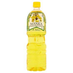 Fabio Produkt Manka Řepkový olej 1l
