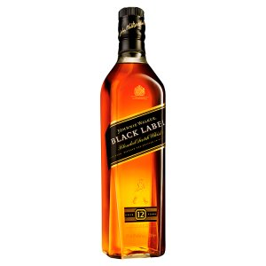 Johnnie Walker Black label 12ti letá skotská whisky 0,7l