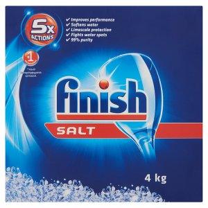 Finish Sůl do myček nádobí 4kg