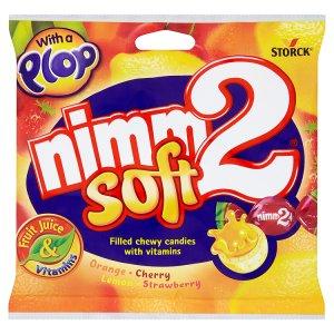 Storck Nimm 2 Soft 90g, vybrané druhy