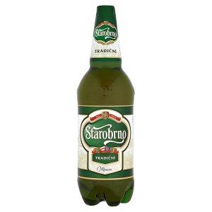 Starobrno Tradiční pivo výčepní světlé 1,5l