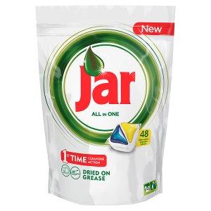 Jar kapsle do myčky 48 ks, vybrané druhy