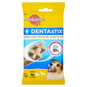 Pedigree Dentastix Mini 7 tyčinek 110g