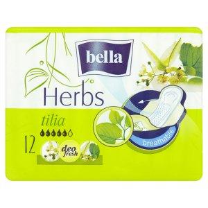 Bella Herbs Tilia Hygienické vložky á 12 ks