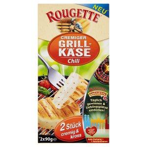 Rougette Zrající sýr s bílou plísní na povrchu chilli 2 x 90g
