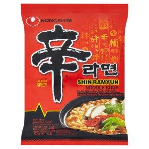 Nong Shim Shin ramyun instantní nudlová polévka 120g
