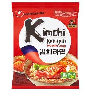 Nong Shim Instantní nudlová polévka s příchutí Kimchi 120g