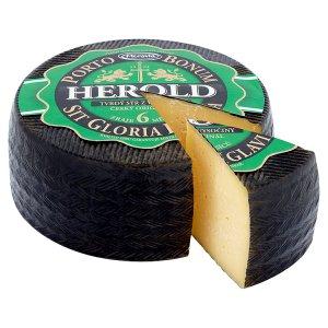 Moravia Herold přírodní tvrdý sýr