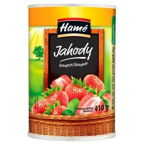 Hamé Jahody kompot 410g