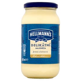 Hellmann's Majonéza Delikátní 420ml