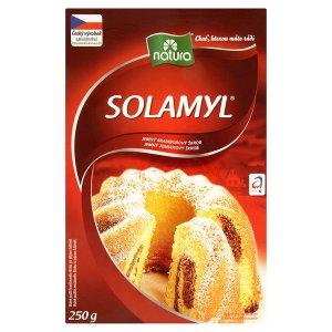 Natura Solamyl jemný bramborový škrob 250g