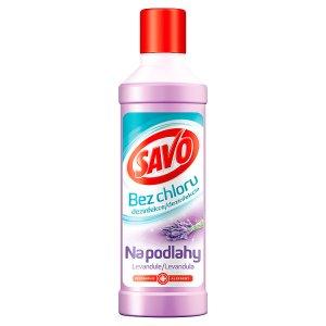 Savo Na podlahy Levandule dezinfekční přípravek bez chloru 1l