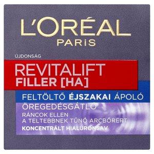 L'Oréal Paris Revitalift Filler [HA] noční krém proti vráskám 50ml