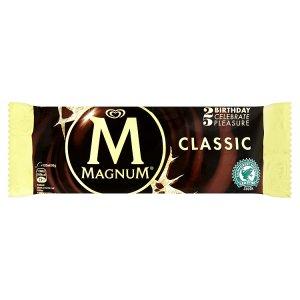 Magnum zmrzlina 120ml, vybrané druhy
