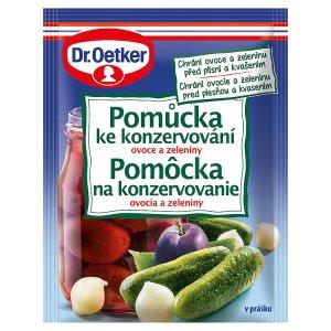 Dr. Oetker Pomůcka ke konzervování 5g