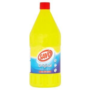 Savo Original Dezinfekce vody a povrchů 2l