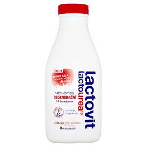 Lactovit Lactourea10 regenerační sprchový gel 500ml