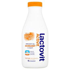 Lactovit Activit ochranný sprchový gel 500ml