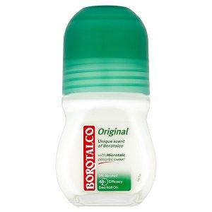 Borotalco Original antiperspirant deodorant 50ml