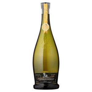 Vinaria Bostavan Chardonnay bílé suché víno 0,75l