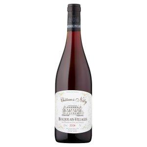 Beaujolais-Villages Château de Néty francouzské suché víno 75cl