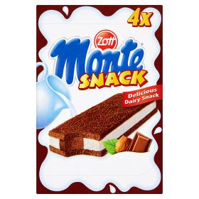 Zott Monte Snack 4 x 29g