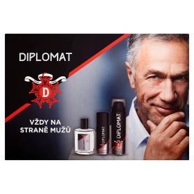 Diplomat Dárková sada, vybrané druhy