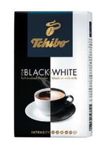 Tchibo Black & White mletá káva 250 g
