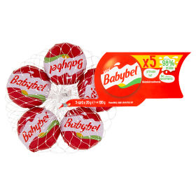 Babybel Mini 5 x 20g