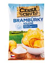 Česká chuť Brambůrky 150g, vybrané druhy