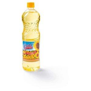 Gold slunečnicový olej 1 l