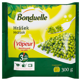 Bonduelle mražená zelenina 300g, vybrané druhy