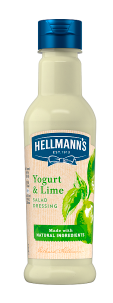 Hellmann's dressing 210 ml, vybrané druhy