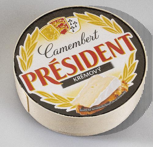Président Camebert 120g