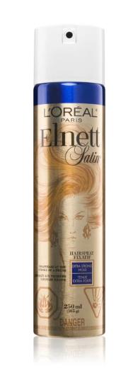 L'Oréal Paris Elnett Satin lak na vlasy 250ml