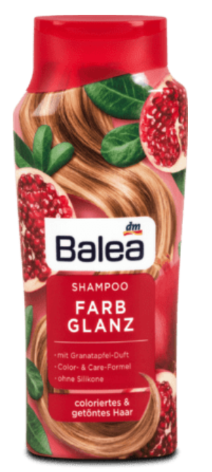 Balea šampon 300ml, vybrané druhy