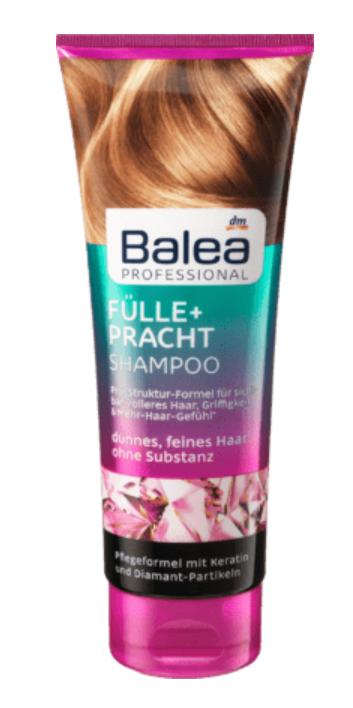 Balea šampon 250ml, vybrané druhy