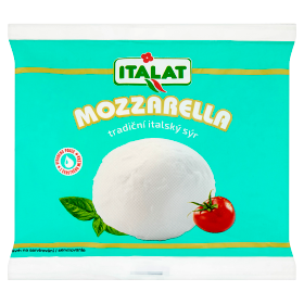 Italat Mozzarella 100g