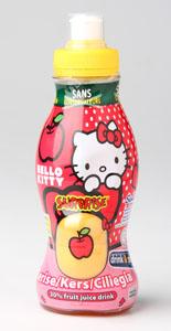 Hello Kitty Surprise ovocný nápoj