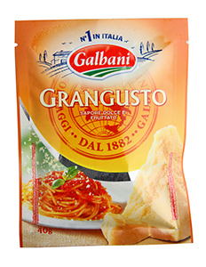 Galbani Grangusto směs strouhaných sýrů