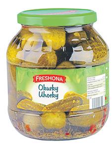 Freshona okurky