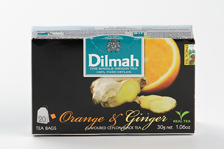 Dilmah Orange & Ginger