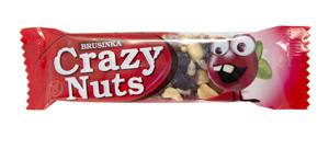 Crazy Nuts Brusinka