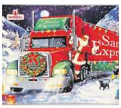 Windel Maxi Vánoční Express