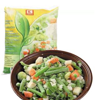 K Classic Zelenina do polévky