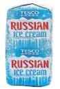 Tesco Ruská zmrzlina
