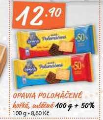 7a06d8c51 Opavia Zlaté Polomáčené sušenky 100g+50% zdarma, vybrané druhy ...